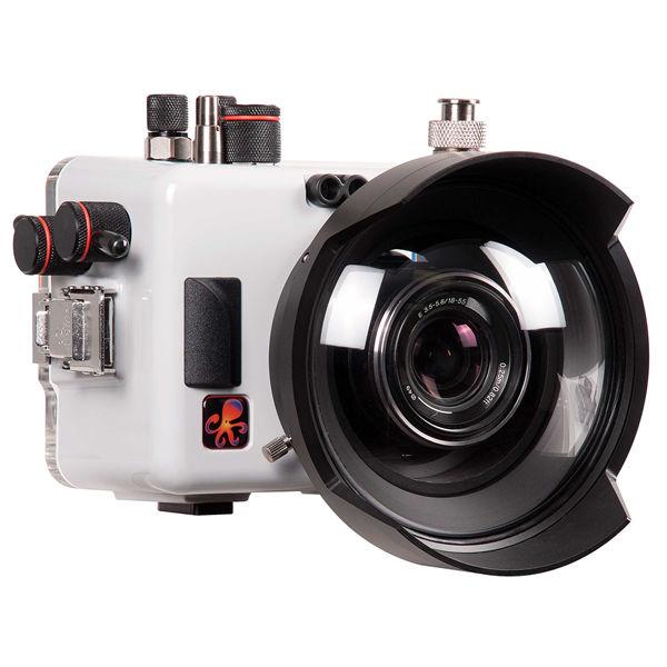 索尼cyber shot相机_IKELITE TTL防水壳 [SONY 索尼CYBER-SHOT A6300 数码微单相机用]- 符合专业 ...