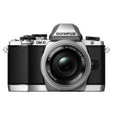 奥林巴斯 OM-D E-M10 微单数码相机 [搭配 奥林巴斯 14-42mm镜头]