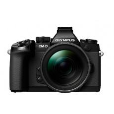奥林巴斯 OM-D E-M1 微单相机 [搭配 奥林巴斯 12-40mm镜头]