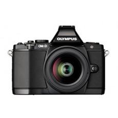 奥林巴斯 OM-D E-M5 微单相机 [搭配 奥林巴斯 12-50mm镜头]