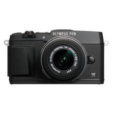 奥林巴斯PEN E-P5 微单数码相机 [搭配 奥林巴斯17mm f1.8定焦镜头]