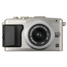奥林巴斯PEN E-PL6 微单数码相机 [搭配 奥林巴斯14-42mm镜头]