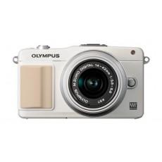 奥林巴斯 E-PM2 微单数码相机 [搭配 奥林巴斯14-42mm镜头]