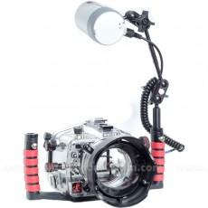 Ikelite 650D防水壳 + DS51 闪光灯套装组合