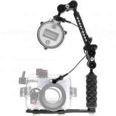 Sea&Sea YS-D1闪光灯+ 底座灯臂套装