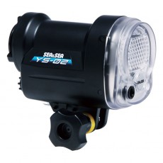 Sea&Sea YS-02 水中闪光灯